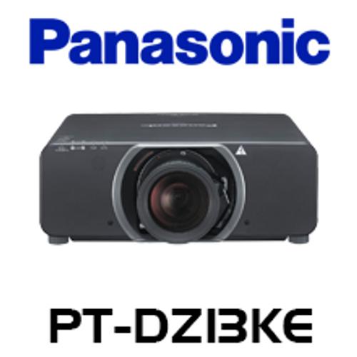 Panasonic PT-DZ13KE WUXGA 12,000 Lumens Dual Lamp 3-Chip DLP Projector