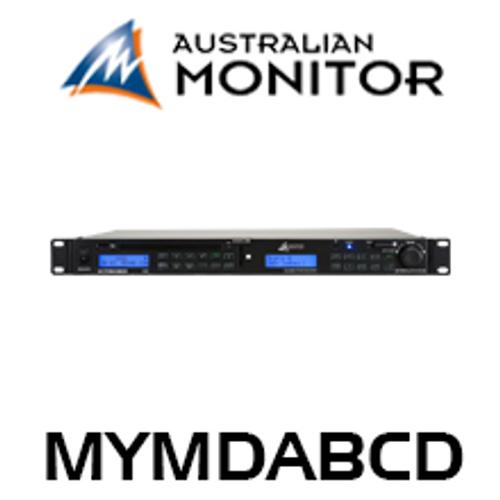 Australian Monitor CD / DAB+ & FM / Bluetooth / USB Audio Player