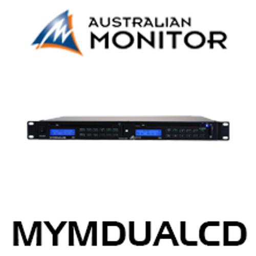 Australian Monitor Dual CD / Bluetooth / USB Audio Player
