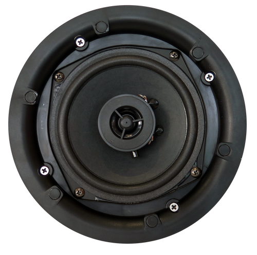 "Australian Monitor QFC5CS 5"" 70/100V QuickFit Coaxial In-Ceiling Speaker (Each)"