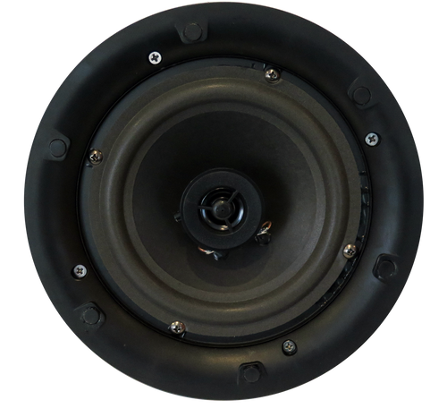 "Australian Monitor QFC6CS 6"" 70/100V QuickFit Coaxial In-Ceiling Speaker (Each)"