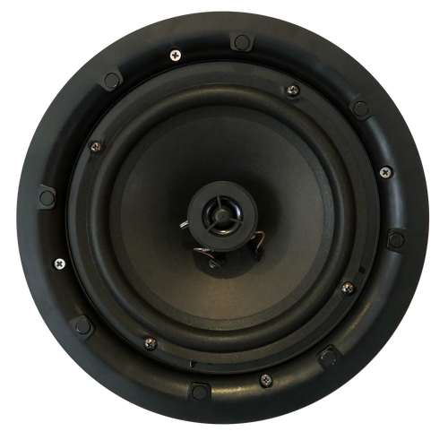"Australian Monitor QFC8CS 8"" 70/100V QuickFit Coaxial In-Ceiling Speaker (Each)"