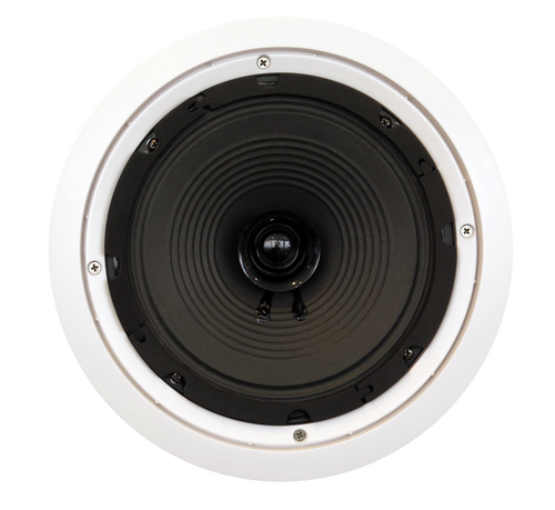 "Australian Monitor QF6CS 6"" 70/100V QuickFit Dual Cone In-Ceiling Speaker (Each)"