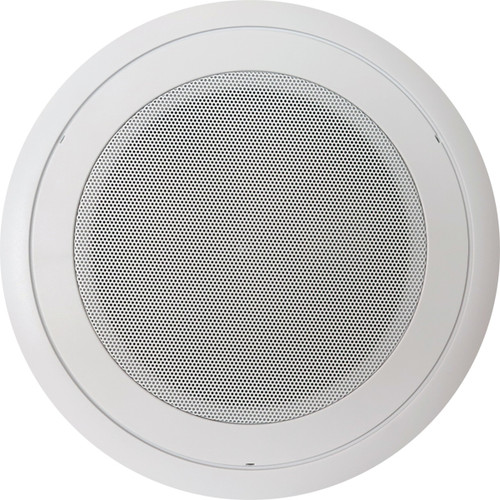"Australian Monitor QF6WRC 6"" 70/100V Water Resistant In-Ceiling Speaker (Each)"