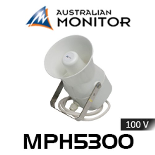 Australian Monitor MPH5300 Waterproof Horn Speaker
