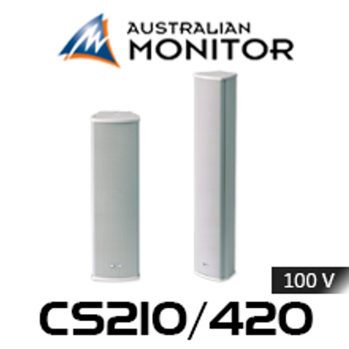 "Australian Monitor Two / Four 3"" 100V Column Speaker (Each)"