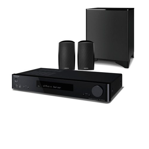 Onkyo Envision LS5200 2.1-Ch Home Cinema System w/ Wireless Subwoofer