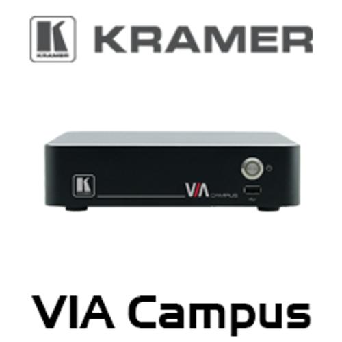 Kramer VIA Campus 6-Simultaneous Wireless Presentation Collaboration Hub