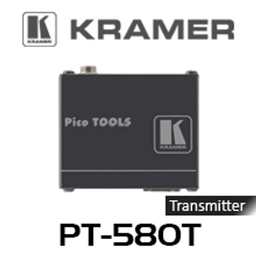 Kramer PT-580T 4K60Hz HDMI to HDBaseT Transmitter (up to 70m)