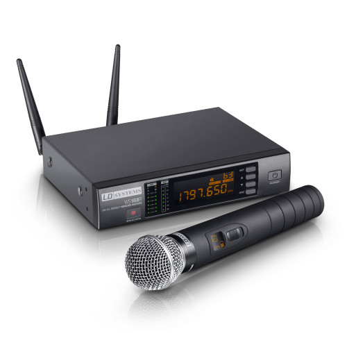 1 X Dynamic Handheld Microphone System
