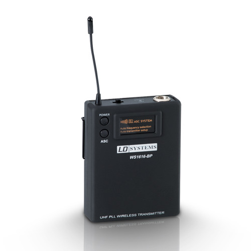 LD Systems Sweet Sixteen BP B6 Wireless Bodypack Transmitter (655-679MHz)