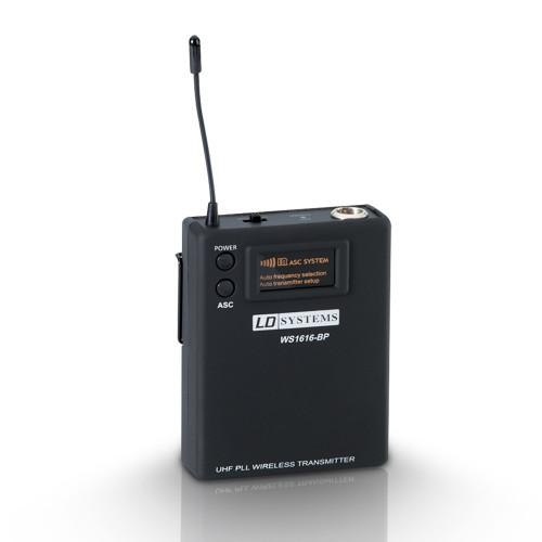 LD Systems Sweet Sixteen BP B6 Wireless Bodypack Transmitter (655-679MHz)