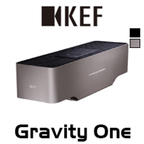 KEF Porsche Design Gravity One Portable Wireless Bluetooth Speaker
