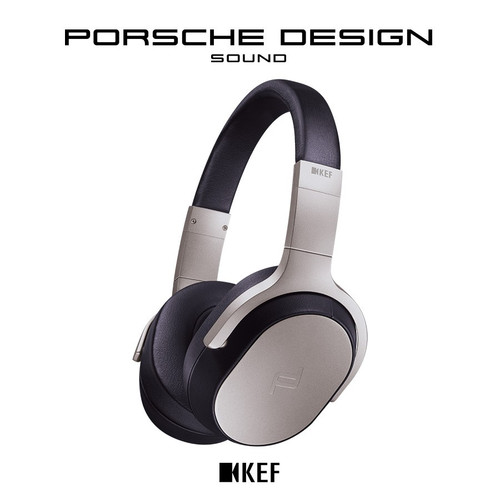 KEF Porsche Design Space One Active Noice Canceling Over-Ear Headphones