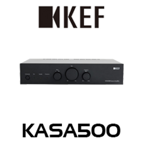 KEF KASA500 500W Subwoofer Amplifier