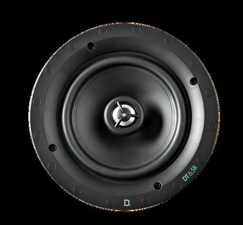"""Definitive Technology Custom Install DT6.5R 6.5"""" In-Ceiling Speaker (Each)"""