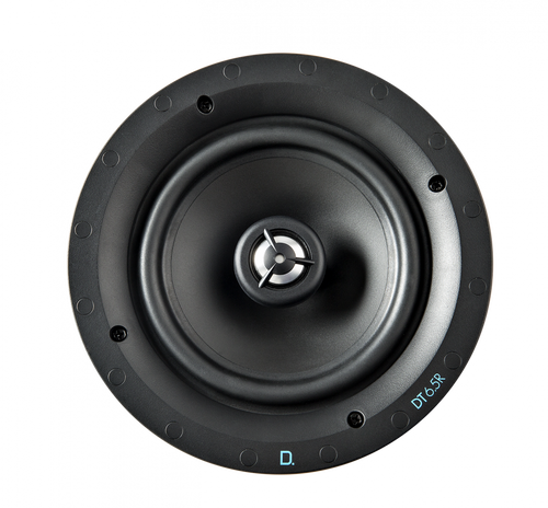 "Definitive Technology Custom Install DT6.5R 6.5"" In-Ceiling Speaker (Each)"