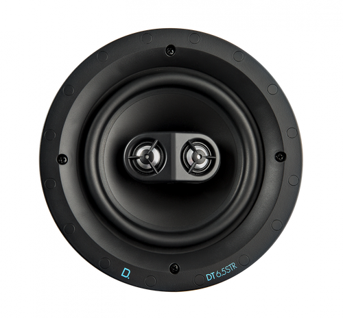 "Definitive Technology Custom Install DT6.5STR 6.5"" Single Stereo & Surround In-Ceiling Speaker (Each)"
