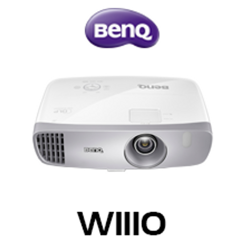 BenQ W1110 Full HD 2200 Lumen 3D DLP Home Projector