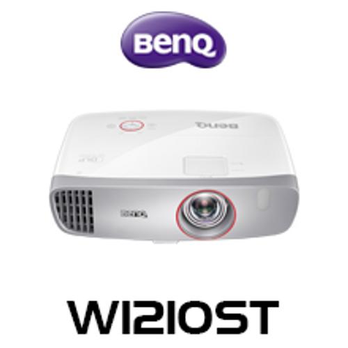 BenQ W1210ST Full HD 2200 Lumen Video Gaming DLP Home Projector