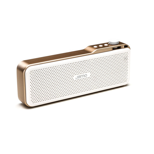 Jamo DS3 Portable Bluetooth Speaker w/ FM Radio & Mic
