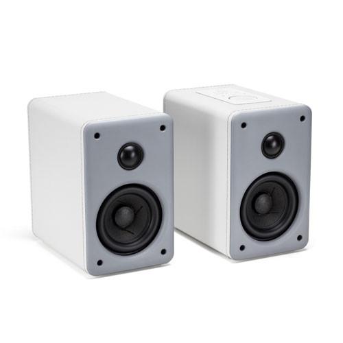 "Jamo DS4 3.5"" Bluetooth Active Bookshelf Speakers (Pair)"