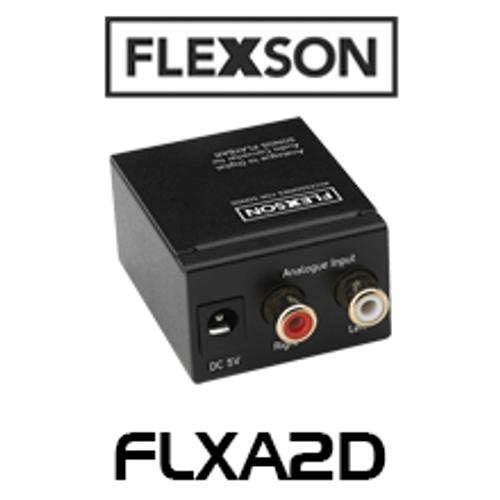 Flexson FLXA2D Analogue to Digital Audio Converter for Sonos Soundbar