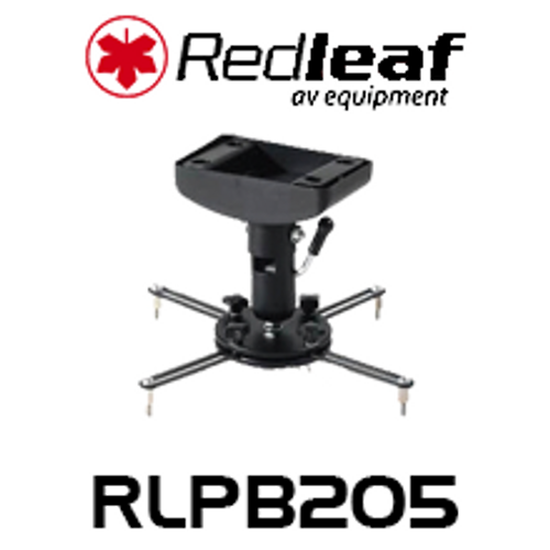Redleaf RLPB205 Flush Ceiling Projector Mount (Up to 10kg)