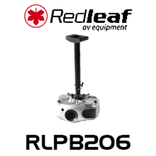 Redleaf RLPB206 Adjustable Ceiling Projector Mount (500-845mm)