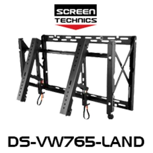 "ST Peerless DS-VW765-LAND Video Wall Mount - Landscape (40""-65"")"