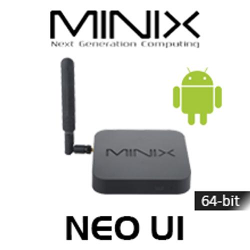 MINIX NEO U1 64-Bit Quad Core A53 Ultra HD Android TV Box