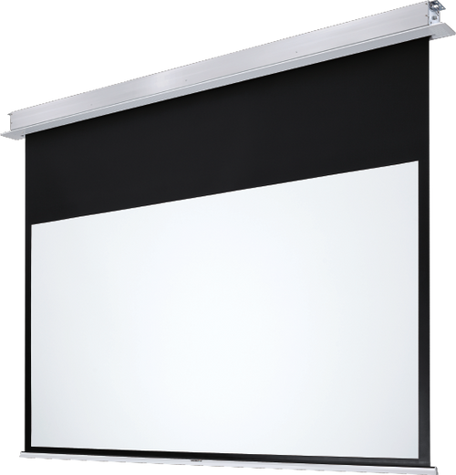 "Grandview Ultimate Recessed Motorised In-Ceiling Projection Screens (85""-130"")"