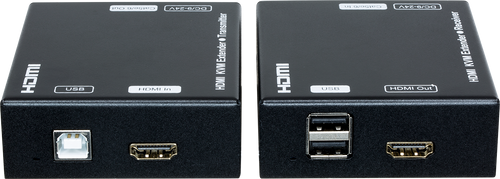 Pro.2 HDMIKVM V2 HDMI USB KVM Extender Over IP (100m)