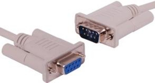 DB9 (Male) to DB9 (Female) Serial Cable
