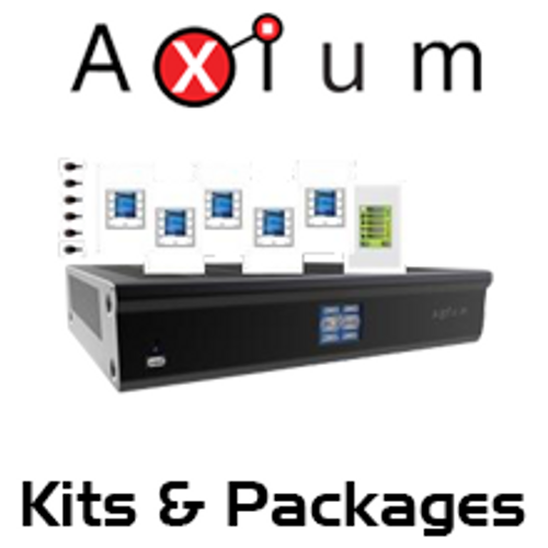 Axium Custom Multiroom / Multi-Zone Installation Packages