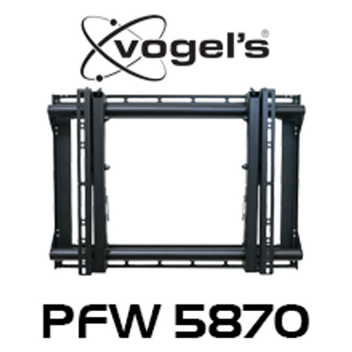 "Vogels PFW5870 Fixed Flat Panel Video Wall Module (37""-65"")"