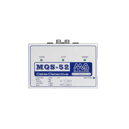 McLelland MQS-52 Cable Detective Device