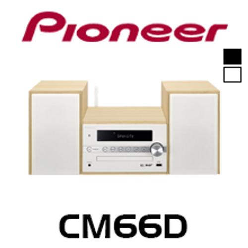 Pioneer CM66D CD DAB+ Bluetooth NFC Network Micro HiFi System