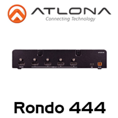 Atlona 4K HDR Four-Output HDMI Distribution Amplifier