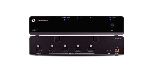 Atlona 4K HDR Four-Output HDMI Distribution Amplifier
