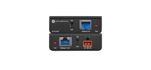 Atlona HDBaseT Power Over Ethernet Mid-Span Power Supply
