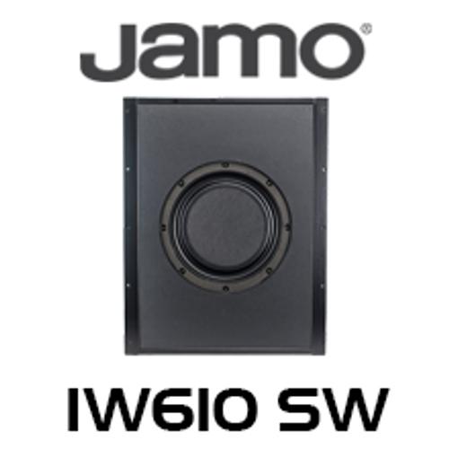 "Jamo IW610SW 10"" Premium In-Wall Subwoofer"