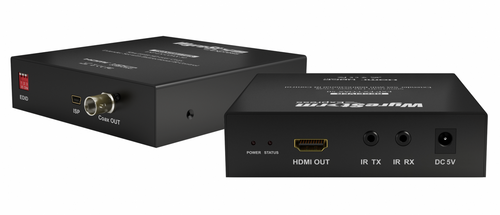 WyreStorm Express HDMI Over Coax With 2-Way IR (50m)
