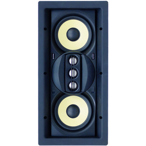 "SpeakerCraft AIM LCR5 FIVE S2 Dual 5.25"" In-Wall LCR Speaker (Each)"