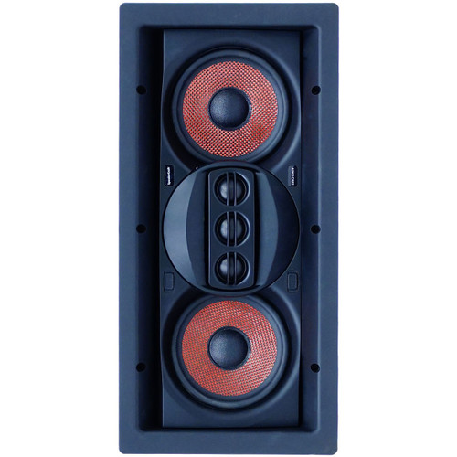 "SpeakerCraft AIM LCR5 TWO S2 Dual 5.25"" In-Wall LCR Speaker (Each)"