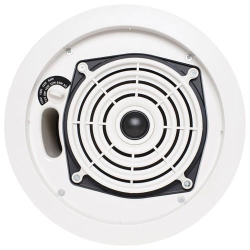 """SpeakerCraft SC PRO Commercial 6 6.5"""" 70/100V In-Ceiling Speaker (Each)"""
