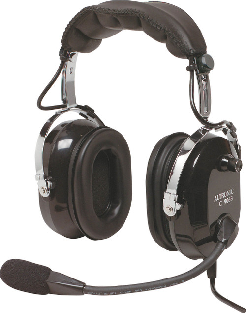 Aviation Headset Flexboom