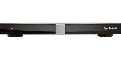 SpeakerCraft SC2-100 100W 2-Channel Bridgeable Power Amplifier