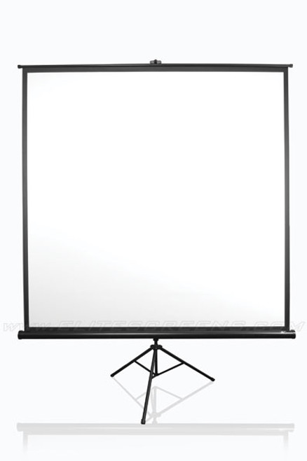 "Elite Screens Tripod MaxWhite Portable Projection Screens (50 - 120"")"