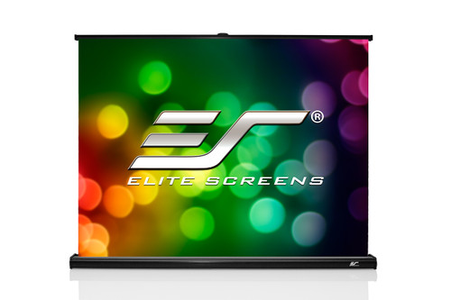 Elite Screens PicoScreen 4:3 Table Top Pull-Up Portable Projection Screens 35""